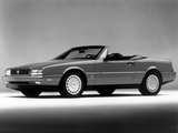 Photos of Cadillac Allanté 1987–93
