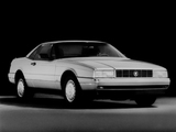 Pictures of Cadillac Allanté 1987–93