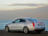 Cadillac ATS EU-spec 2012 photos