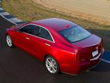 Cadillac ATS 2012 photos