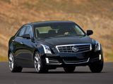 Cadillac ATS 2012 photos