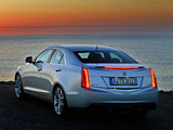 Cadillac ATS EU-spec 2012 pictures