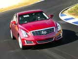 Cadillac ATS 2012 pictures