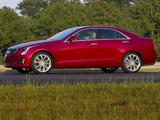 Cadillac ATS 2012 wallpapers