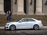 Cadillac ATS-V EU-spec 2015 images