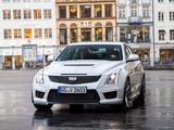 Cadillac ATS-V EU-spec 2015 pictures