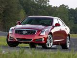 Images of Cadillac ATS 2012
