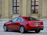 Images of Cadillac ATS EU-spec 2012