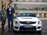 Images of Cadillac ATS-V EU-spec 2015