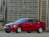 Photos of Cadillac ATS 2012