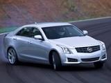 Photos of Cadillac ATS 2012