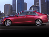 Pictures of Cadillac ATS 2012