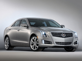 Cadillac ATS 2012 wallpapers