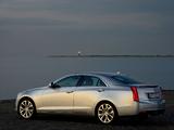 Cadillac ATS EU-spec 2012 wallpapers