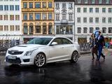 Cadillac ATS-V EU-spec 2015 wallpapers
