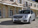 Cadillac BLS 2005–09 photos