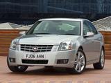 Cadillac BLS UK-spec 2006–09 photos