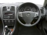 Cadillac BLS UK-spec 2006–09 wallpapers