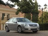 Cadillac BLS ZA-spec 2007–09 photos