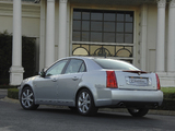 Cadillac BLS ZA-spec 2007–09 pictures