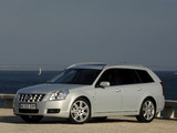 Cadillac BLS Wagon 2007–09 wallpapers