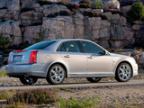 Images of Cadillac BLS 2005–09