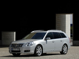Images of Cadillac BLS Wagon 2007–09