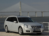 Images of Cadillac BLS Wagon 2007–09
