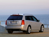 Photos of Cadillac BLS Wagon 2007–09