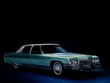 Cadillac Fleetwood Sixty Special Brougham (B69/P) 1973 wallpapers