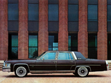 Cadillac Fleetwood Brougham by Moloney 1978 photos