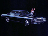 Cadillac Fleetwood Brougham 1979 wallpapers