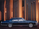Cadillac Brougham 1987–89 photos