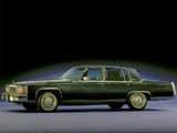 Cadillac Brougham 1987–89 pictures