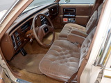 Cadillac Brougham 1987–89 wallpapers