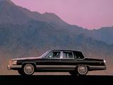 Cadillac Brougham 1990–92 images