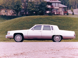 Cadillac Brougham 1990–92 pictures