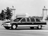 Cadillac Fleetwood Brougham Presidential 1993 wallpapers