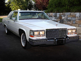 Cadillac Fleetwood Brougham dElegance Coupe 1982–85 images