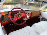 Cadillac Fleetwood Brougham dElegance Coupe 1982–85 pictures
