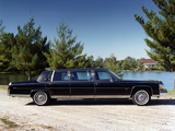 Images of Cadillac Brougham Limousine by Eureka 1988