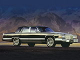 Images of Cadillac Brougham 1990–92