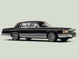 Photos of Cadillac Brougham 1990–92