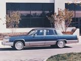 Photos of Cadillac Brougham 1990–92