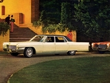 Pictures of Cadillac Fleetwood Sixty Special Brougham 1965