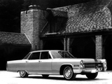 Pictures of Cadillac Fleetwood Sixty Special Brougham 1966
