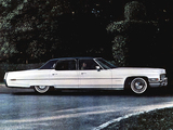 Pictures of Cadillac Fleetwood Sixty Special Brougham (68169P) 1971