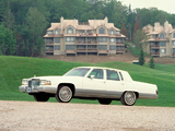 Cadillac Brougham 1990–92 wallpapers