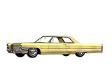 Cadillac Calais Coupe 1965 images