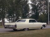 Cadillac Calais Coupe 1965 pictures